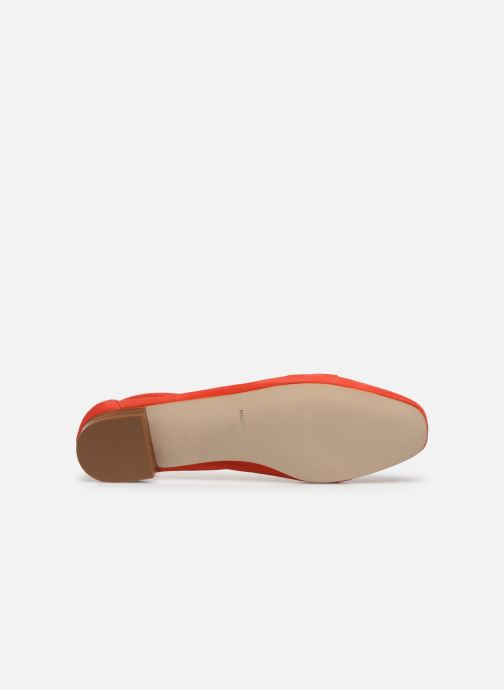 Mocassins Georgia Rose Sapina Orange vue haut
