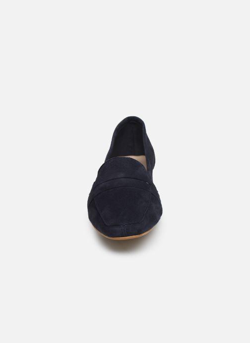 Mocassins Georgia Rose Sapina Bleu vue portées chaussures