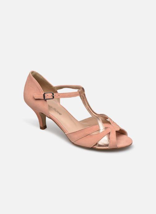 Zapatos de tacón Georgia Rose Semosta Rosa vista de detalle / par