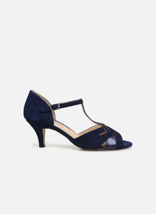 Zapatos de tacón Georgia Rose Semosta Azul vistra trasera