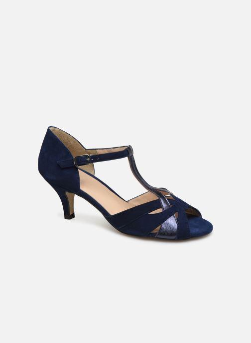 Zapatos de tacón Georgia Rose Semosta Azul vista de detalle / par