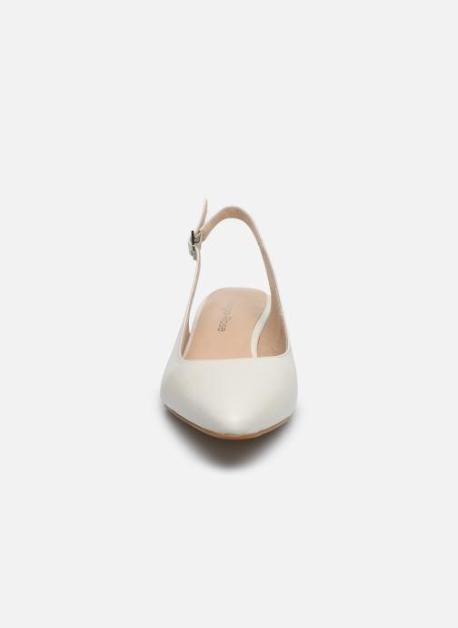 Escarpins Georgia Rose Slingpa Blanc vue portées chaussures