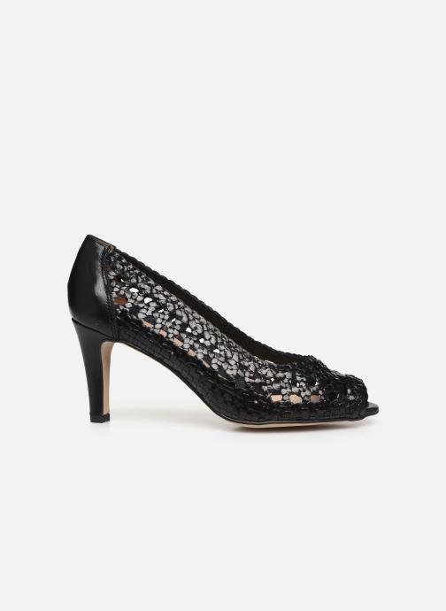 Zapatos de tacón Georgia Rose Sixtima Negro vistra trasera