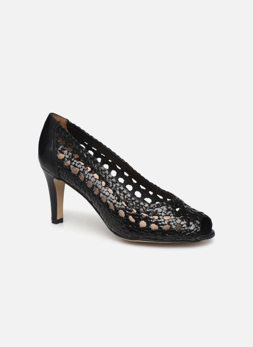 Zapatos de tacón Georgia Rose Sixtima Negro vista de detalle / par
