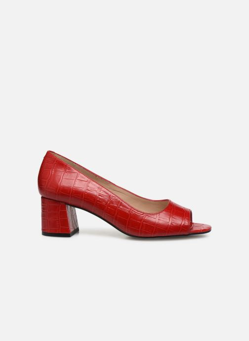 Pumps Georgia Rose Solimo Rood achterkant