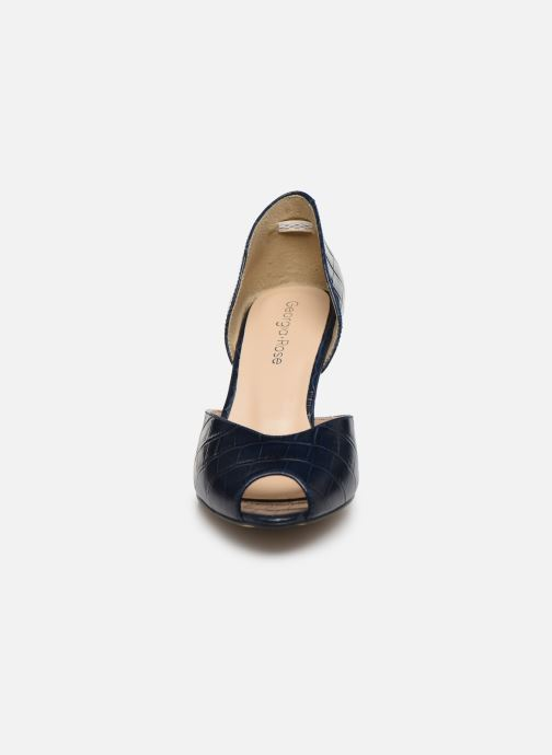 Escarpins Georgia Rose Saripa Bleu vue portées chaussures
