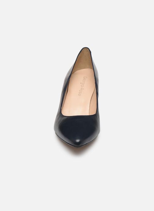 Escarpins Georgia Rose Saleo Bleu vue portées chaussures