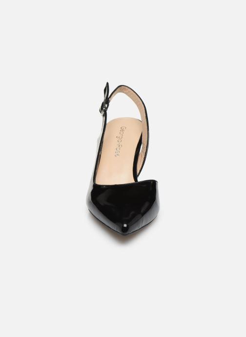 Zapatos de tacón Georgia Rose Saepi Negro vista del modelo