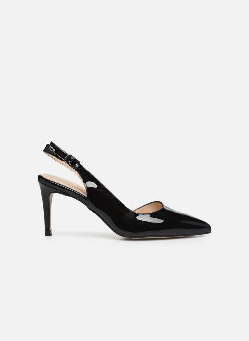 Zapatos de tacón Georgia Rose Saepi Negro vistra trasera
