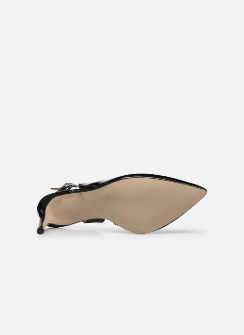 Zapatos de tacón Georgia Rose Saepi Negro vista de arriba