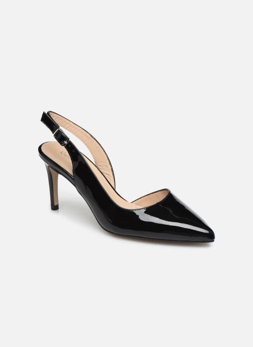 Zapatos de tacón Georgia Rose Saepi Negro vista de detalle / par