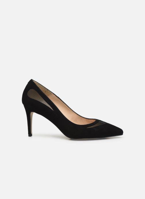 Zapatos de tacón Georgia Rose Sypita Negro vistra trasera
