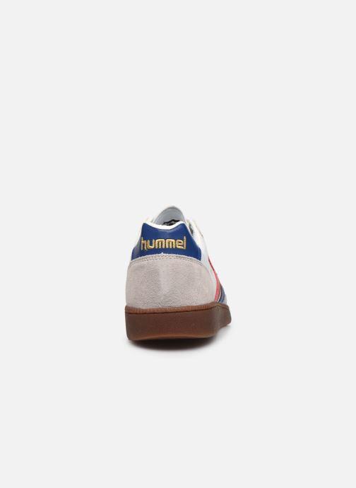 Deportivas Hummel VM78 CPH Leather Beige vista lateral derecha