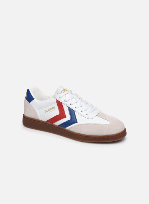 Baskets Hummel VM78 CPH Leather Beige vue détail/paire