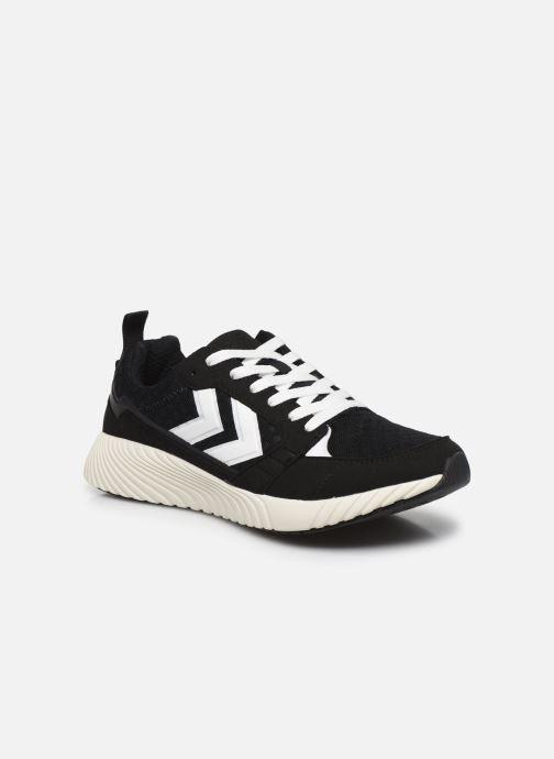 Sneaker Hummel Competition schwarz detaillierte ansicht/modell
