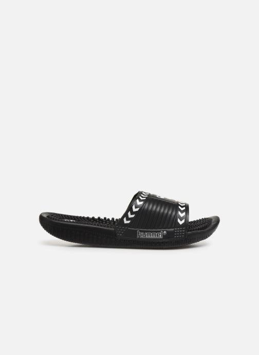 Sandali e scarpe aperte Hummel Cam Pool Slide Nero immagine posteriore