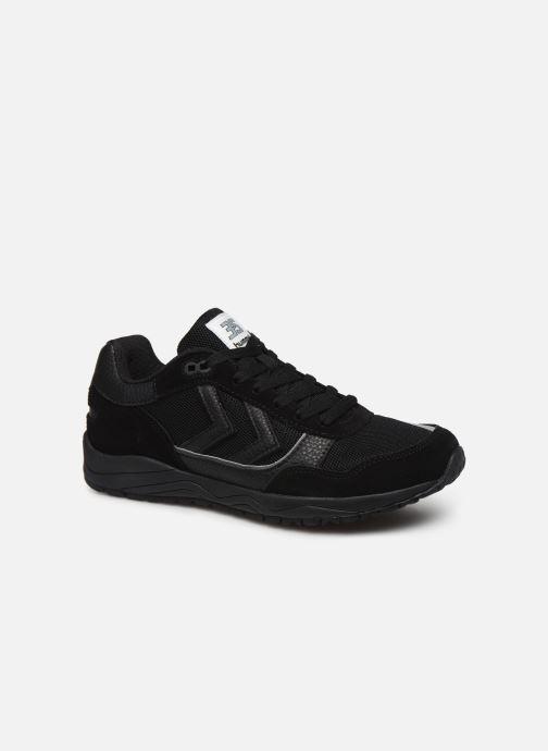 Sneaker Hummel 3-S schwarz detaillierte ansicht/modell