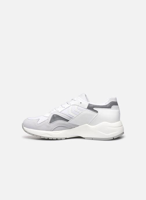 Sneakers Hummel Edmonton Premium Bianco immagine frontale