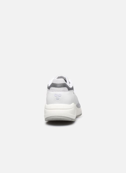 Sneaker Hummel Edmonton Premium weiß ansicht von rechts