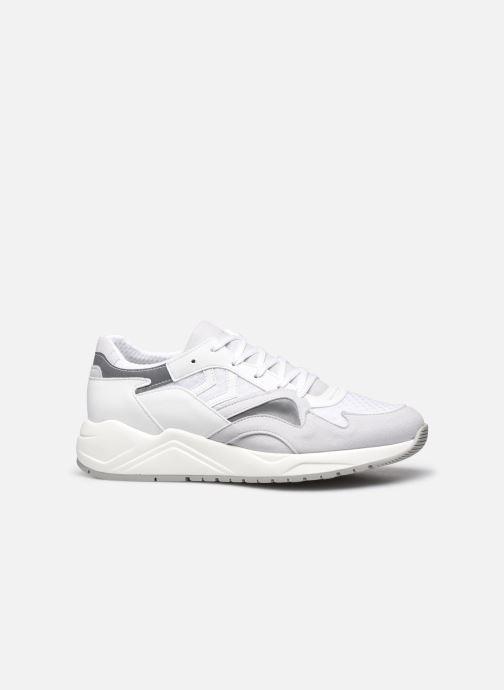 Sneakers Hummel Edmonton Premium Bianco immagine posteriore