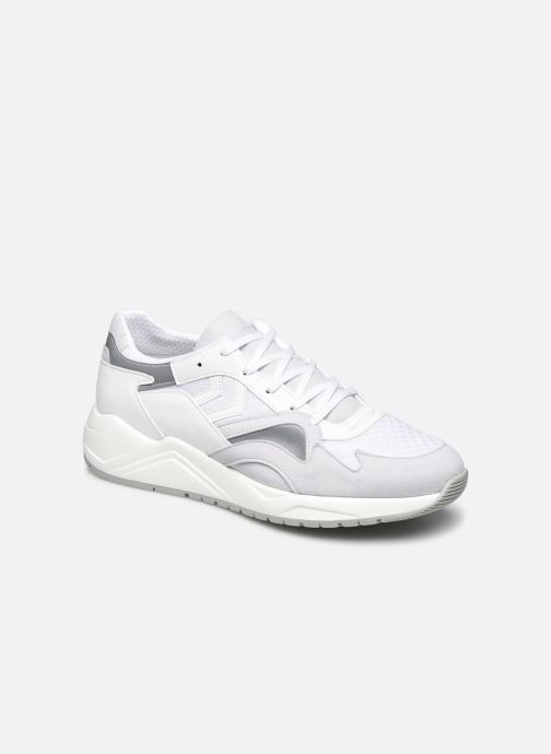 Sneakers Hummel Edmonton Premium Wit detail