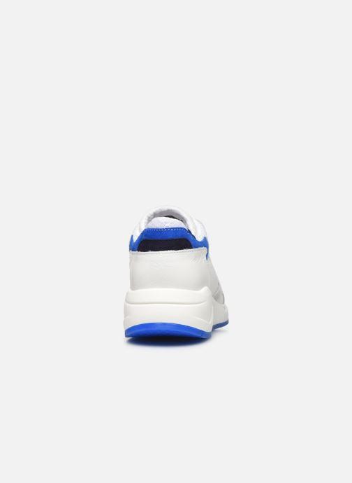 Sneakers Hummel Edmonton Premium Bianco immagine destra