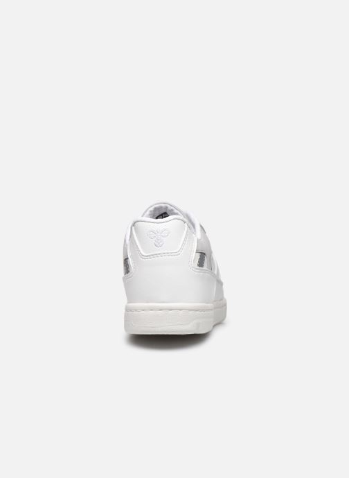 Sneakers Hummel Power Play Premium Bianco immagine destra