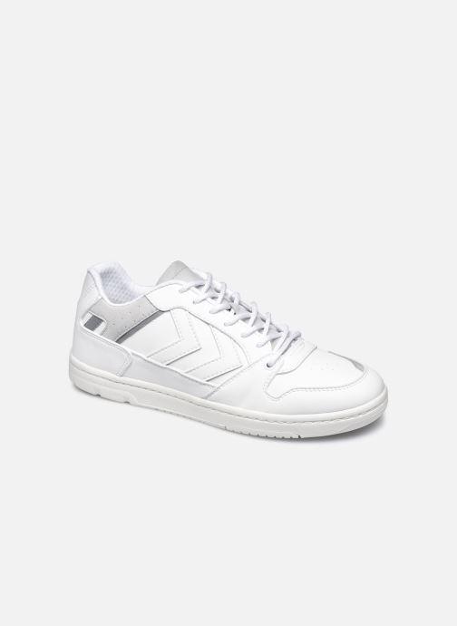 Sneaker Hummel Power Play Premium weiß detaillierte ansicht/modell