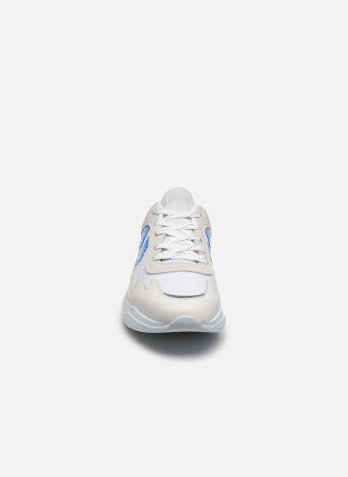 Zapatillas de deporte Hummel Braga Vinyl Blanco vista del modelo