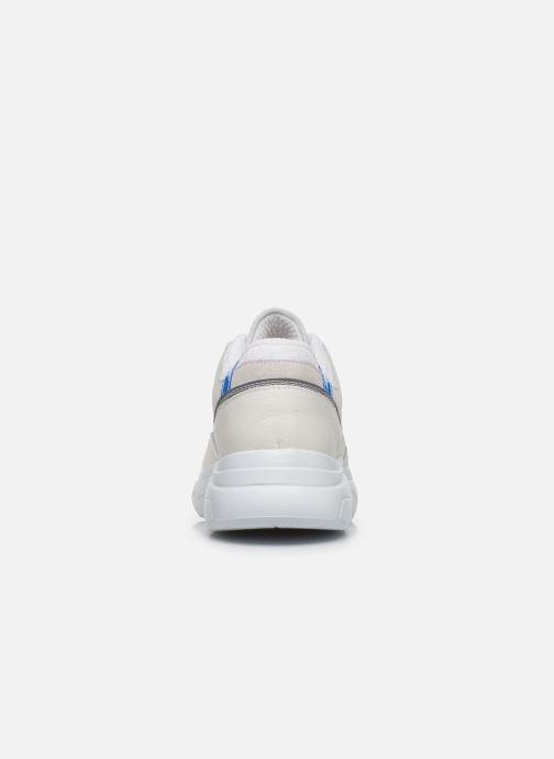 Zapatillas de deporte Hummel Braga Vinyl Blanco vista lateral derecha