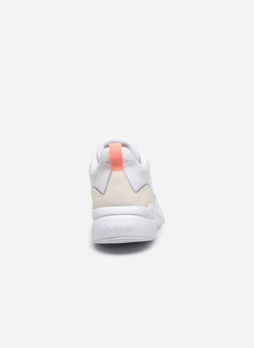 Sneaker Arkk Copenhagen Lyron Mesh W weiß ansicht von rechts