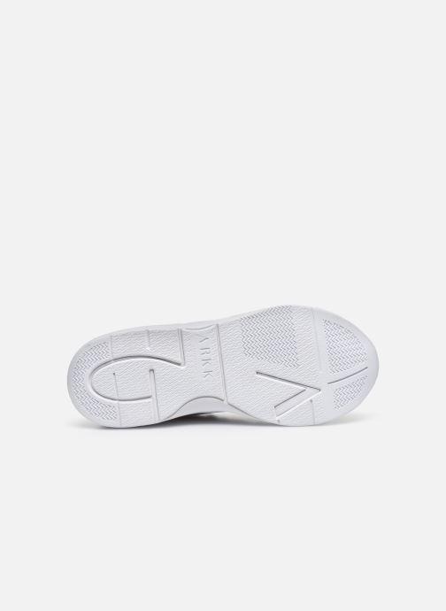 Sneaker Arkk Copenhagen Lyron Mesh W weiß ansicht von oben