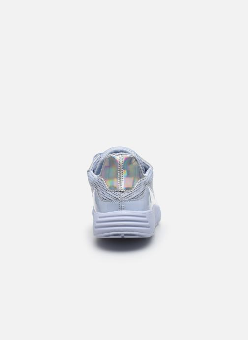 Sneakers ARKK COPENHAGEN Serini Mesh W Blauw rechts