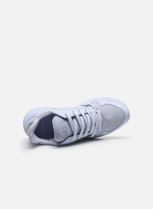 Sneaker ARKK COPENHAGEN Serini Mesh W blau ansicht von links