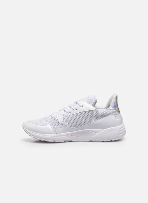 Sneakers Arkk Copenhagen Serini Mesh W Wit voorkant