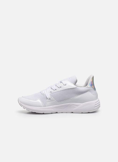 Sneaker Arkk Copenhagen Serini Mesh W weiß ansicht von vorne