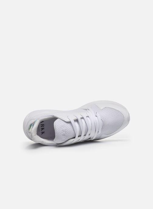 Sneaker Arkk Copenhagen Serini Mesh W weiß ansicht von links