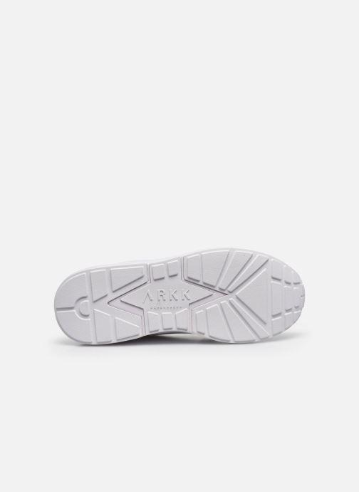 Sneaker Arkk Copenhagen Serini Mesh W weiß ansicht von oben