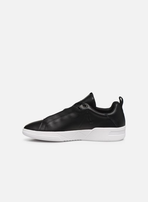 Sneakers Arkk Copenhagen Uniklass Leather W Zwart voorkant