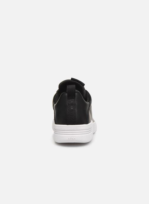 Baskets ARKK COPENHAGEN Uniklass Leather W Noir vue droite