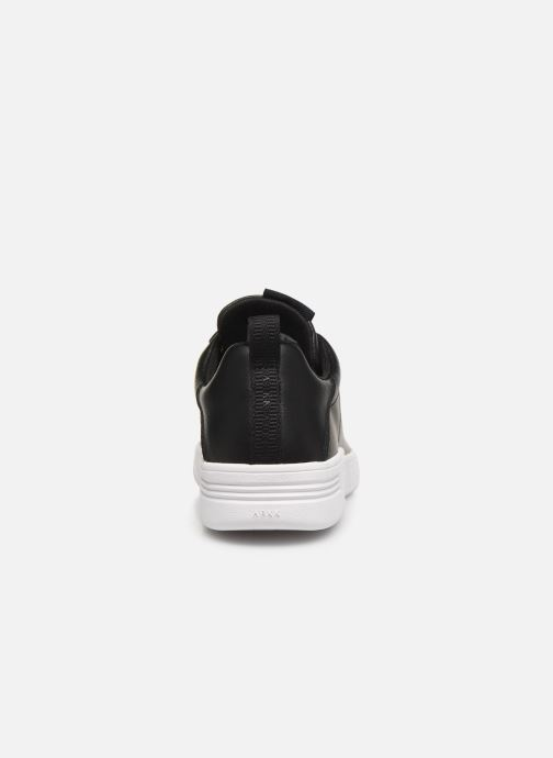 Sneakers Arkk Copenhagen Uniklass Leather W Zwart rechts