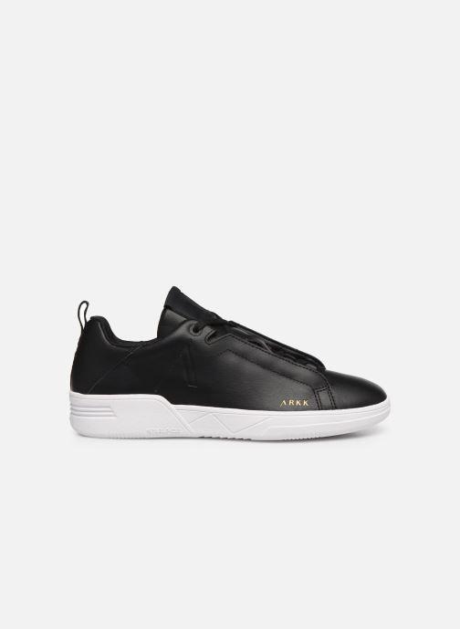 Baskets ARKK COPENHAGEN Uniklass Leather W Noir vue derrière