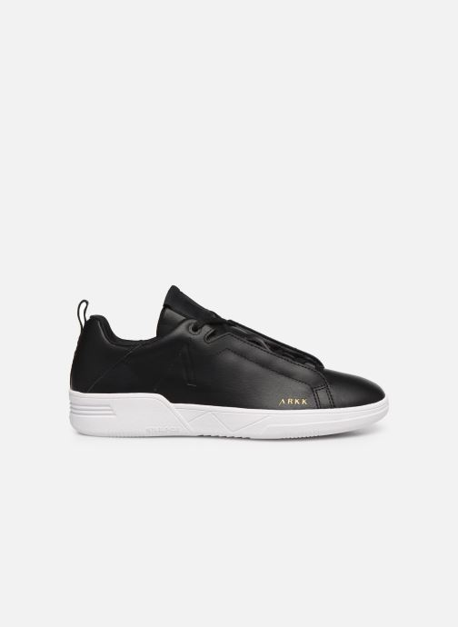 Sneakers Arkk Copenhagen Uniklass Leather W Zwart achterkant