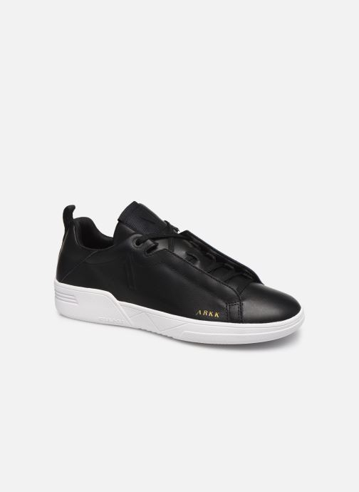 Baskets Arkk Copenhagen Uniklass Leather W Noir vue détail/paire