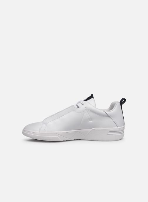 Baskets Arkk Copenhagen Uniklass Leather W Blanc vue face