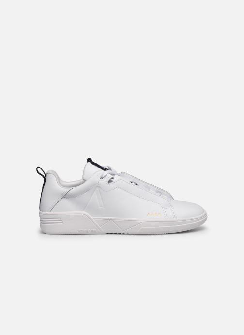 Baskets Arkk Copenhagen Uniklass Leather W Blanc vue derrière