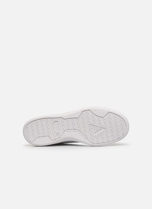 Baskets Arkk Copenhagen Uniklass Leather W Blanc vue haut