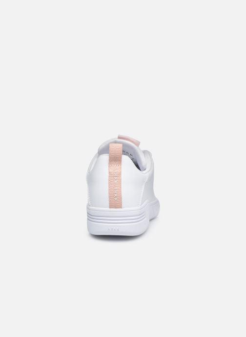 Sneakers Arkk Copenhagen Uniklass Leather W Wit rechts