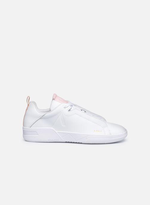 Sneakers Arkk Copenhagen Uniklass Leather W Wit achterkant