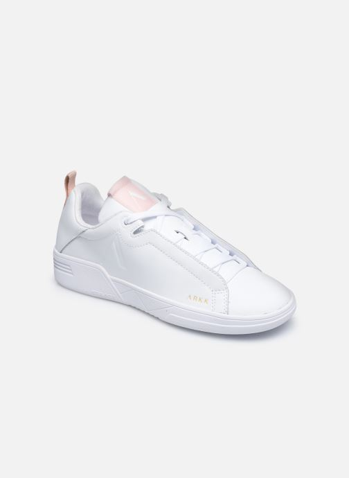 Sneakers Arkk Copenhagen Uniklass Leather W Wit detail